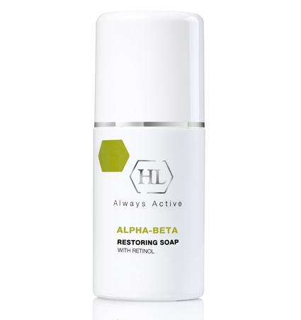 Alpha-Beta Restoring Soap